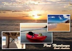 Easy Kayaks Postcard