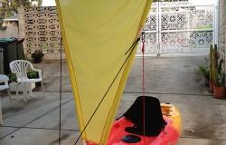 Easy Kayaks Kayak Sail
