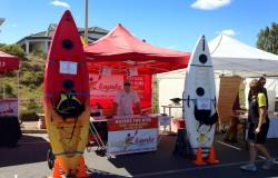 Easy Kayaks Booth