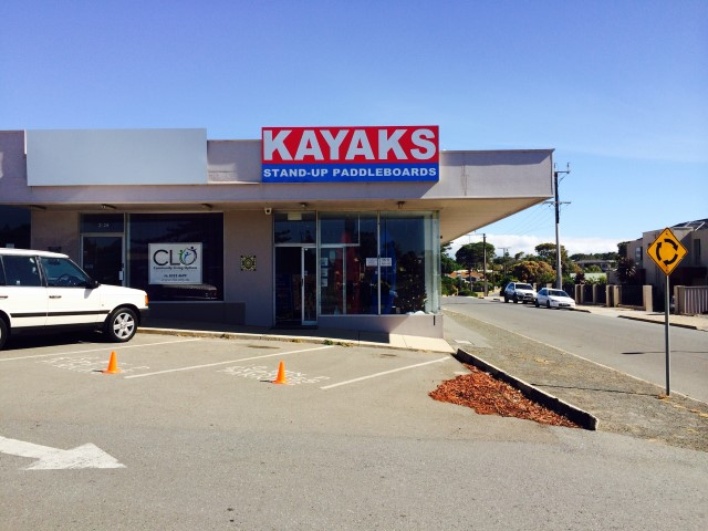 Easy Kayaks SUP Sales and Kayaks Sales Centre Christies Beach