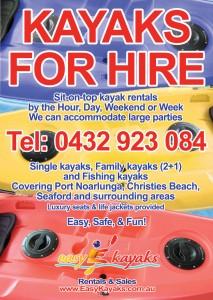 Easy Kayaks poster