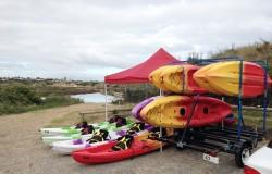 Easy Kayaks Gazebo