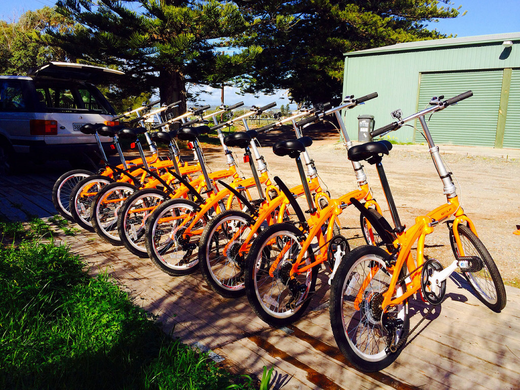 Easy Bike Hire Folding Bicycles Port Noarlunga